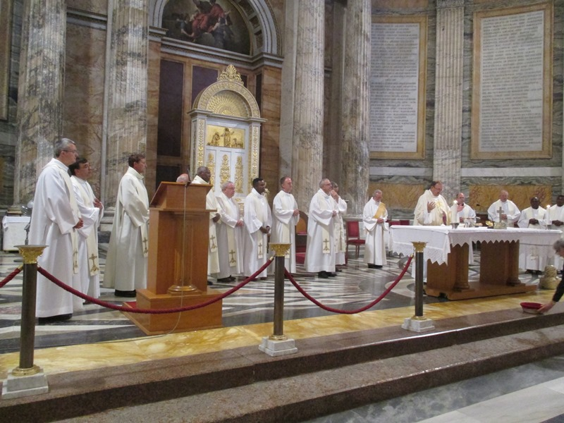 03 10 2016 Pelerinage diocesain Rome 1