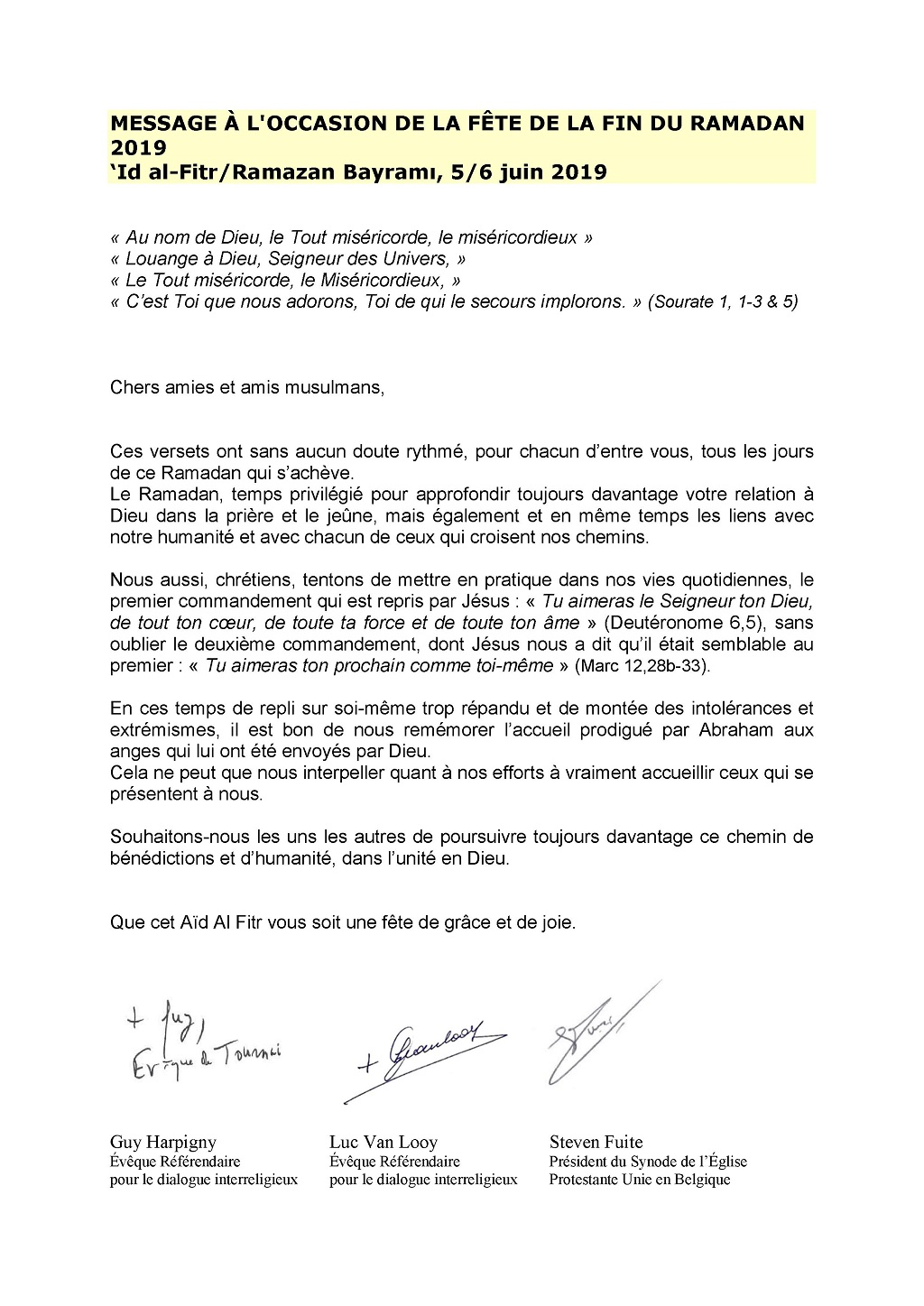Lettre de Ramadan version 2